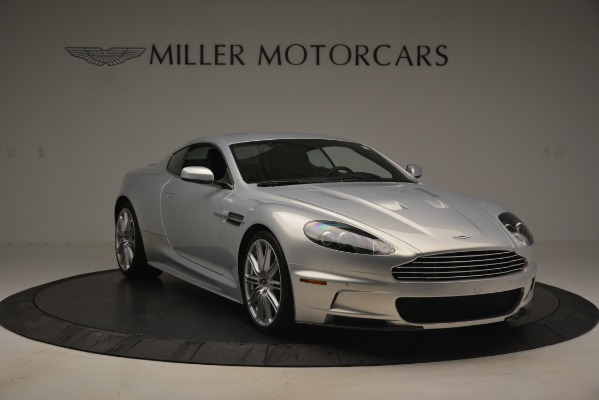 Used 2009 Aston Martin DBS Coupe for sale Sold at Bentley Greenwich in Greenwich CT 06830 11