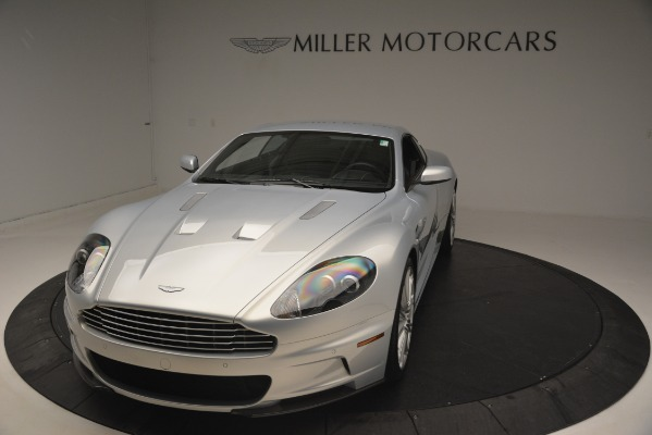 Used 2009 Aston Martin DBS Coupe for sale Sold at Bentley Greenwich in Greenwich CT 06830 14