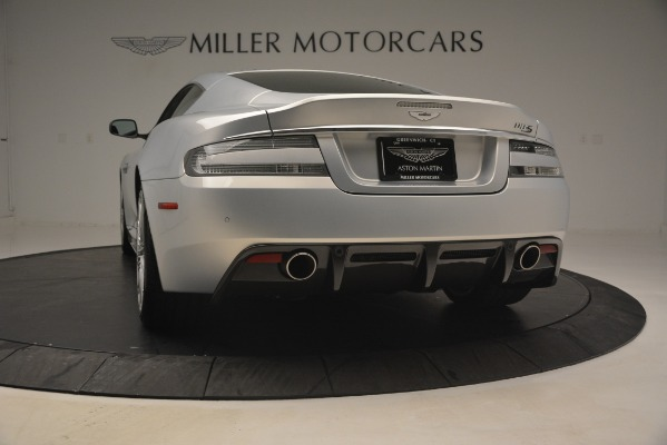 Used 2009 Aston Martin DBS Coupe for sale Sold at Bentley Greenwich in Greenwich CT 06830 15
