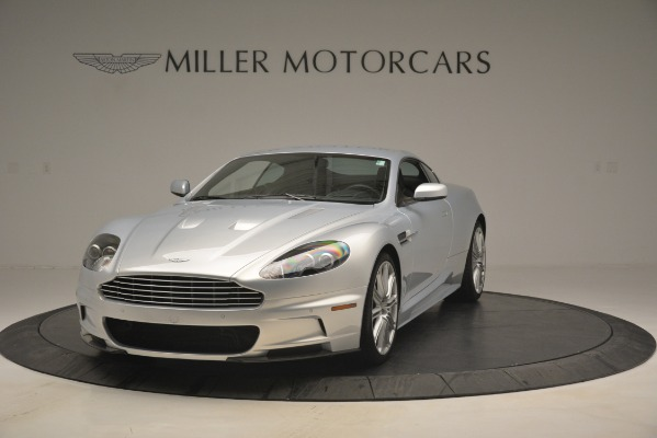 Used 2009 Aston Martin DBS Coupe for sale Sold at Bentley Greenwich in Greenwich CT 06830 2