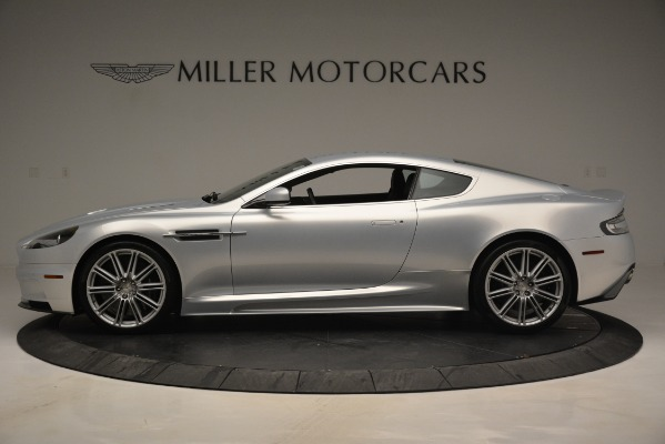 Used 2009 Aston Martin DBS Coupe for sale Sold at Bentley Greenwich in Greenwich CT 06830 3
