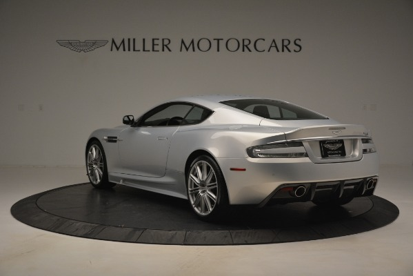 Used 2009 Aston Martin DBS Coupe for sale Sold at Bentley Greenwich in Greenwich CT 06830 5