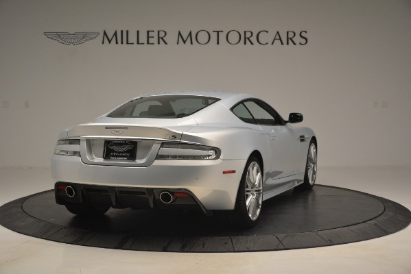 Used 2009 Aston Martin DBS Coupe for sale Sold at Bentley Greenwich in Greenwich CT 06830 7