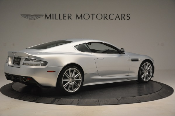 Used 2009 Aston Martin DBS Coupe for sale Sold at Bentley Greenwich in Greenwich CT 06830 8