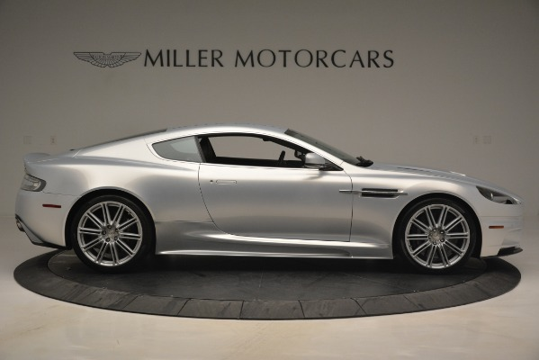 Used 2009 Aston Martin DBS Coupe for sale Sold at Bentley Greenwich in Greenwich CT 06830 9