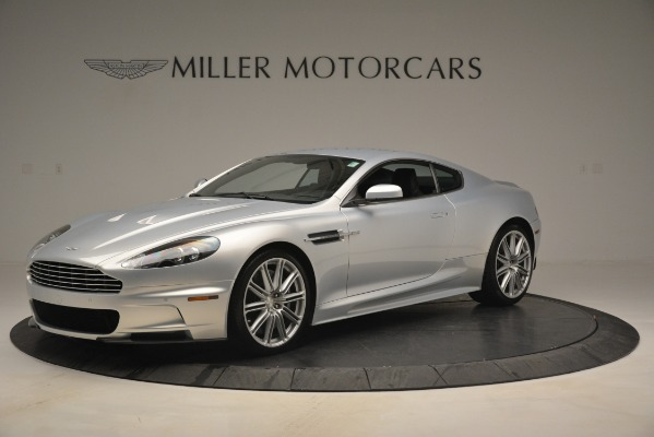 Used 2009 Aston Martin DBS Coupe for sale Sold at Bentley Greenwich in Greenwich CT 06830 1
