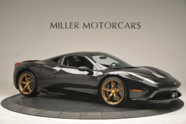 Used 2014 Ferrari 458 Speciale for sale Sold at Bentley Greenwich in Greenwich CT 06830 10