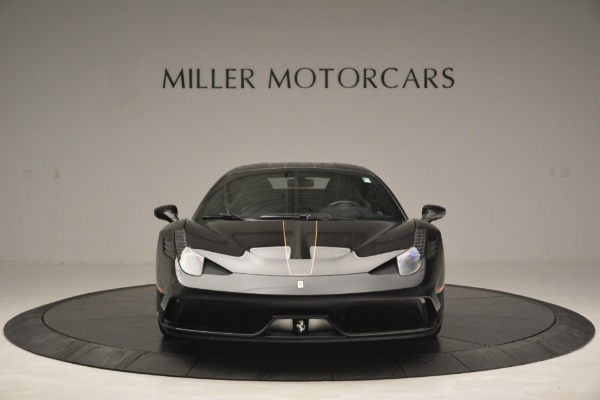 Used 2014 Ferrari 458 Speciale for sale Sold at Bentley Greenwich in Greenwich CT 06830 12