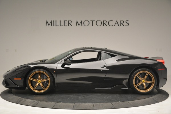 Used 2014 Ferrari 458 Speciale for sale Sold at Bentley Greenwich in Greenwich CT 06830 3