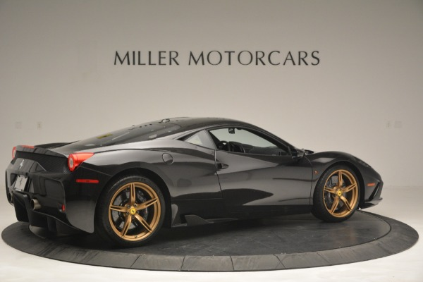 Used 2014 Ferrari 458 Speciale for sale Sold at Bentley Greenwich in Greenwich CT 06830 8