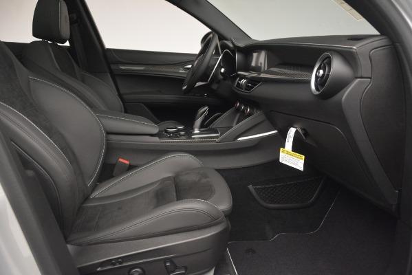 New 2019 Alfa Romeo Stelvio Quadrifoglio for sale $86,440 at Bentley Greenwich in Greenwich CT 06830 23