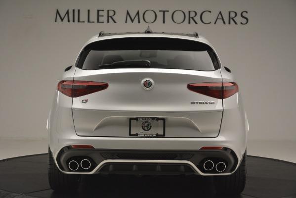 New 2019 Alfa Romeo Stelvio Quadrifoglio for sale $86,440 at Bentley Greenwich in Greenwich CT 06830 6