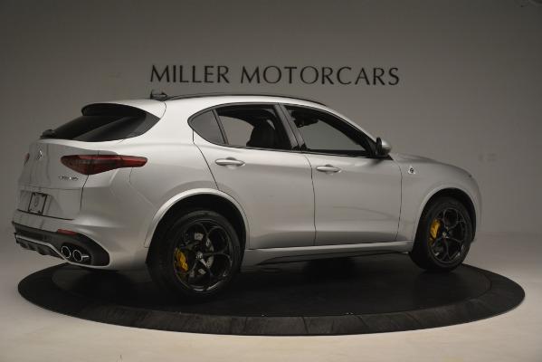 New 2019 Alfa Romeo Stelvio Quadrifoglio for sale $86,440 at Bentley Greenwich in Greenwich CT 06830 8