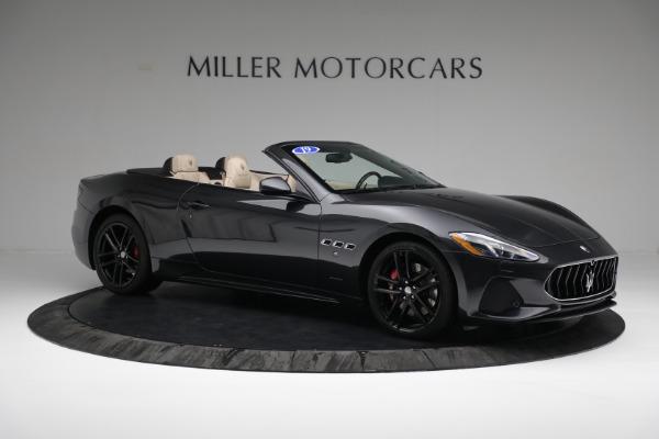New 2019 Maserati GranTurismo Sport Convertible for sale Sold at Bentley Greenwich in Greenwich CT 06830 10