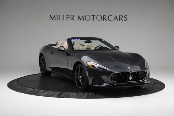 New 2019 Maserati GranTurismo Sport Convertible for sale Sold at Bentley Greenwich in Greenwich CT 06830 11