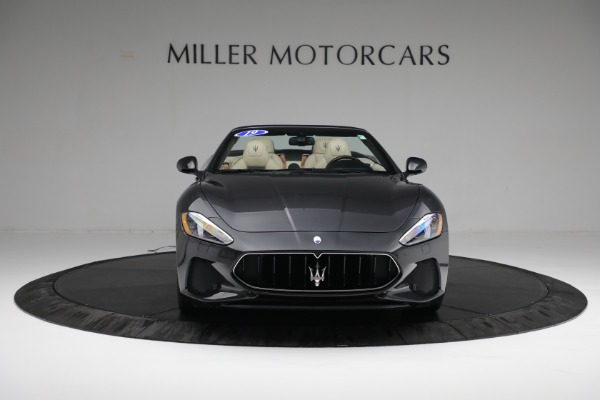 New 2019 Maserati GranTurismo Sport Convertible for sale Sold at Bentley Greenwich in Greenwich CT 06830 12