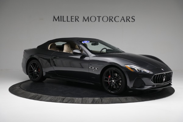 New 2019 Maserati GranTurismo Sport Convertible for sale Sold at Bentley Greenwich in Greenwich CT 06830 18