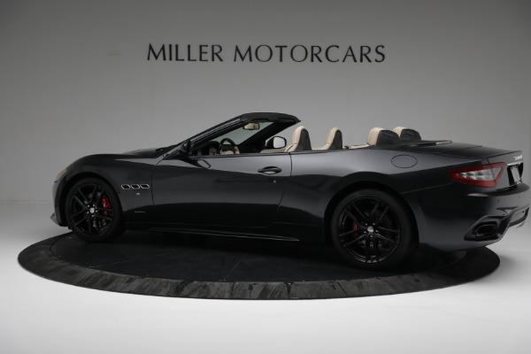 New 2019 Maserati GranTurismo Sport Convertible for sale Sold at Bentley Greenwich in Greenwich CT 06830 4