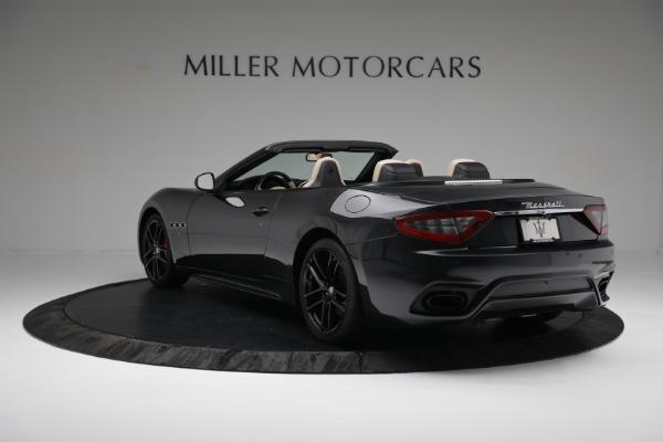 New 2019 Maserati GranTurismo Sport Convertible for sale Sold at Bentley Greenwich in Greenwich CT 06830 5
