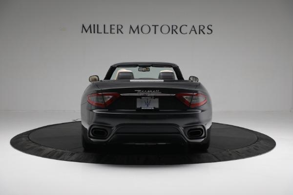 New 2019 Maserati GranTurismo Sport Convertible for sale Sold at Bentley Greenwich in Greenwich CT 06830 6