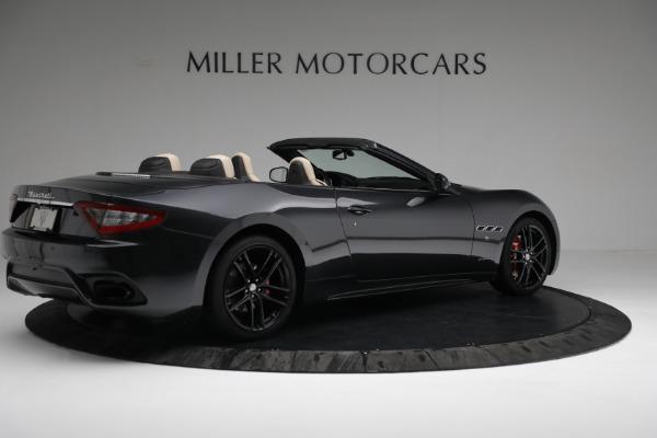 New 2019 Maserati GranTurismo Sport Convertible for sale Sold at Bentley Greenwich in Greenwich CT 06830 8