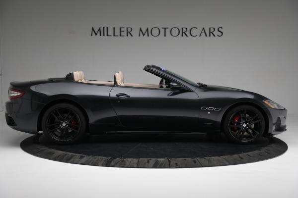 New 2019 Maserati GranTurismo Sport Convertible for sale Sold at Bentley Greenwich in Greenwich CT 06830 9