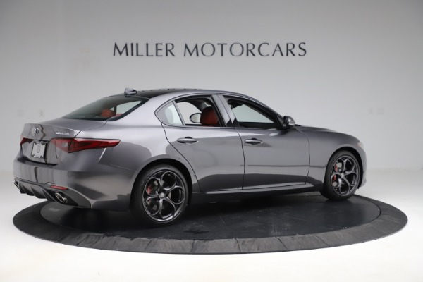 New 2019 Alfa Romeo Giulia Ti Sport Q4 for sale Sold at Bentley Greenwich in Greenwich CT 06830 8