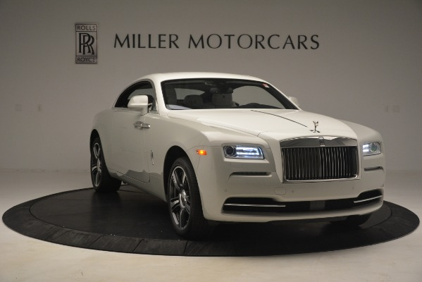 Used 2016 Rolls-Royce Wraith for sale Sold at Bentley Greenwich in Greenwich CT 06830 13