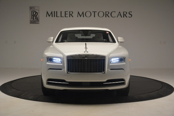 Used 2016 Rolls-Royce Wraith for sale Sold at Bentley Greenwich in Greenwich CT 06830 2