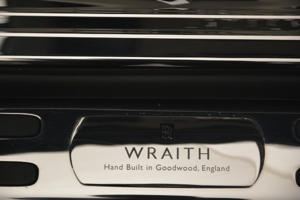 Used 2016 Rolls-Royce Wraith for sale Sold at Bentley Greenwich in Greenwich CT 06830 27