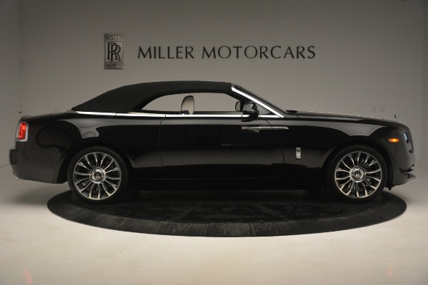 Used 2018 Rolls-Royce Dawn for sale Sold at Bentley Greenwich in Greenwich CT 06830 25