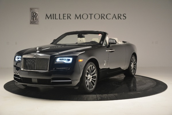 Used 2018 Rolls-Royce Dawn for sale Sold at Bentley Greenwich in Greenwich CT 06830 3