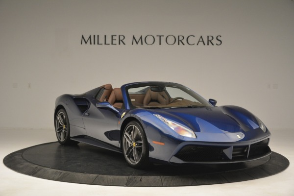 Used 2018 Ferrari 488 Spider for sale $289,900 at Bentley Greenwich in Greenwich CT 06830 11