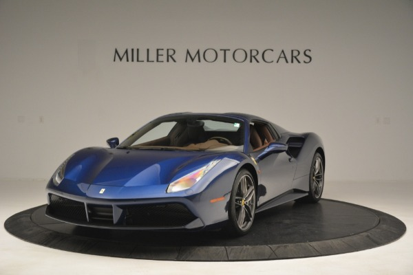 Used 2018 Ferrari 488 Spider for sale $289,900 at Bentley Greenwich in Greenwich CT 06830 13