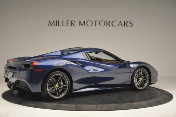 Used 2018 Ferrari 488 Spider for sale $289,900 at Bentley Greenwich in Greenwich CT 06830 20