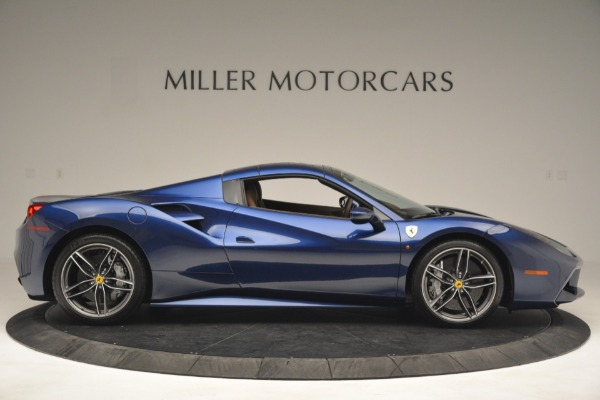 Used 2018 Ferrari 488 Spider for sale $289,900 at Bentley Greenwich in Greenwich CT 06830 21