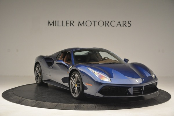 Used 2018 Ferrari 488 Spider for sale $289,900 at Bentley Greenwich in Greenwich CT 06830 23