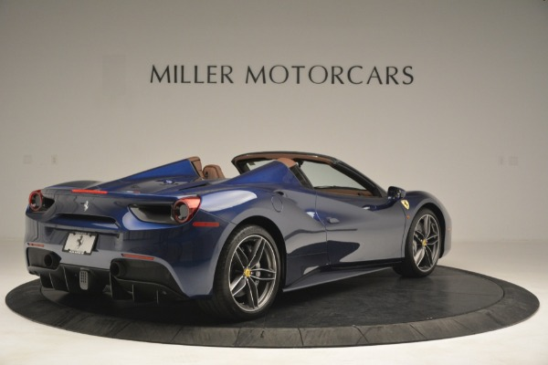 Used 2018 Ferrari 488 Spider for sale $289,900 at Bentley Greenwich in Greenwich CT 06830 7