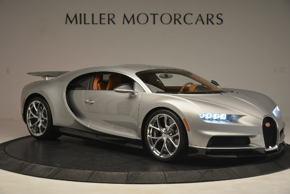 Used 2019 Bugatti Chiron for sale Sold at Bentley Greenwich in Greenwich CT 06830 11