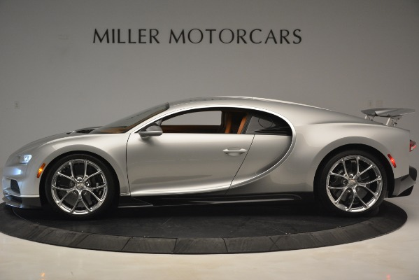 Used 2019 Bugatti Chiron for sale Sold at Bentley Greenwich in Greenwich CT 06830 14