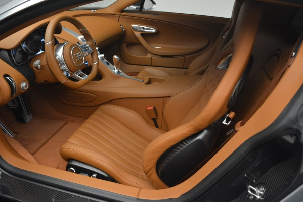 Used 2019 Bugatti Chiron for sale Sold at Bentley Greenwich in Greenwich CT 06830 17