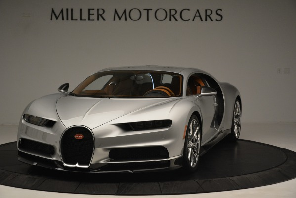 Used 2019 Bugatti Chiron for sale Sold at Bentley Greenwich in Greenwich CT 06830 2