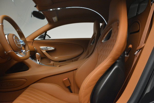 Used 2019 Bugatti Chiron for sale Sold at Bentley Greenwich in Greenwich CT 06830 20