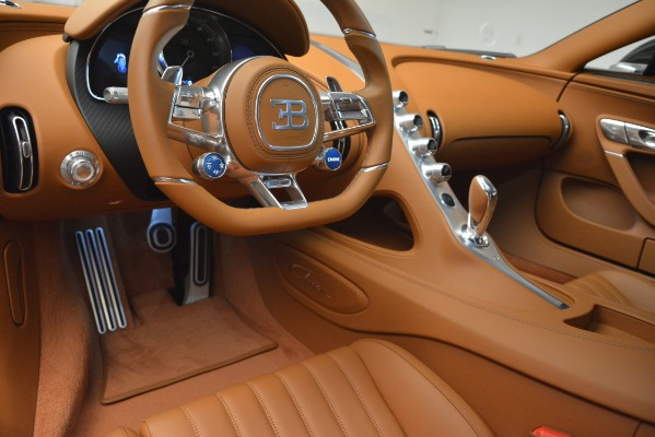 Used 2019 Bugatti Chiron for sale Sold at Bentley Greenwich in Greenwich CT 06830 22