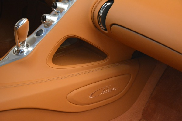 Used 2019 Bugatti Chiron for sale Sold at Bentley Greenwich in Greenwich CT 06830 27