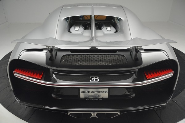 Used 2019 Bugatti Chiron for sale Sold at Bentley Greenwich in Greenwich CT 06830 28
