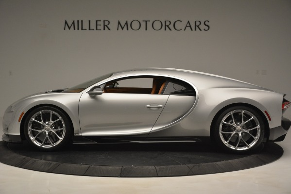 Used 2019 Bugatti Chiron for sale Sold at Bentley Greenwich in Greenwich CT 06830 3
