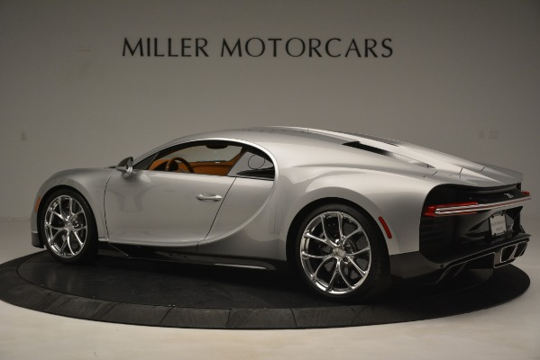 Used 2019 Bugatti Chiron for sale Sold at Bentley Greenwich in Greenwich CT 06830 4