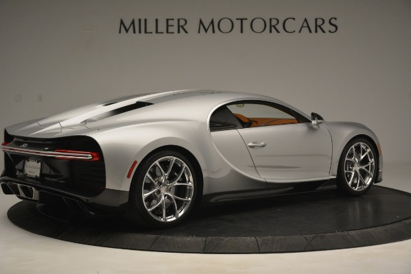 Used 2019 Bugatti Chiron for sale Sold at Bentley Greenwich in Greenwich CT 06830 8