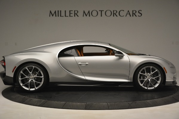 Used 2019 Bugatti Chiron for sale Sold at Bentley Greenwich in Greenwich CT 06830 9